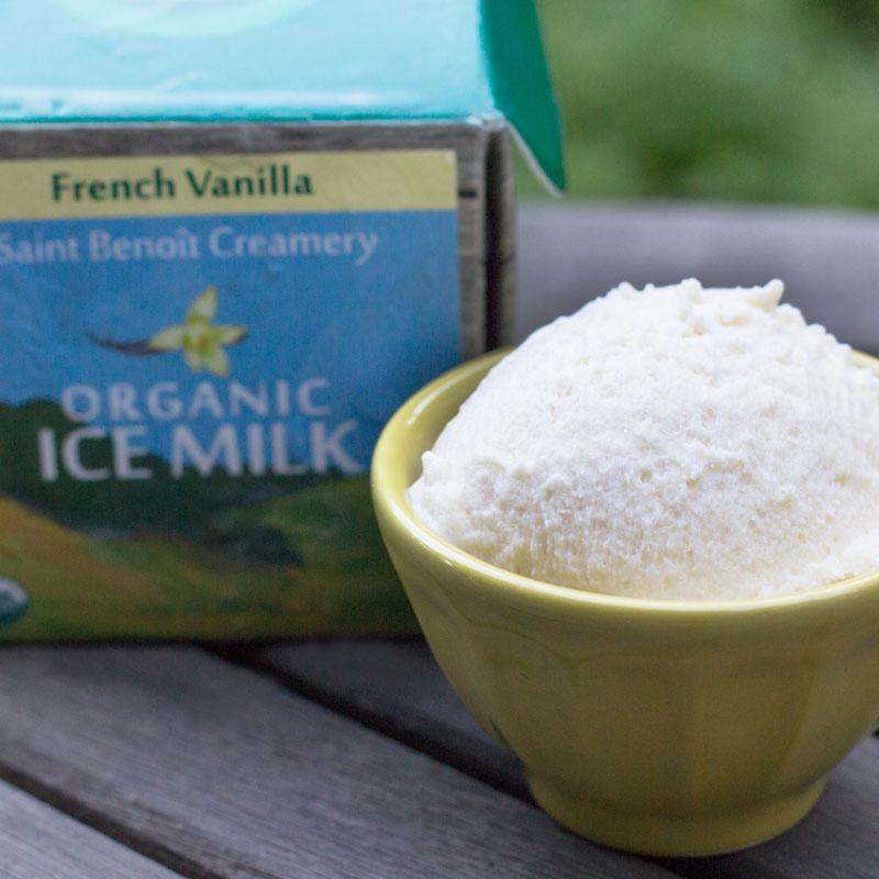 ice milk