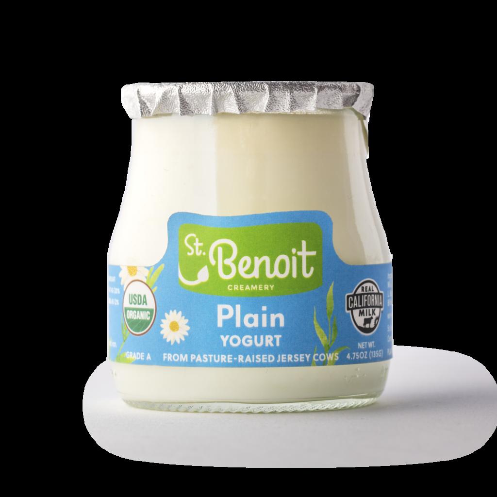 St. Benoit Plain Yogurt