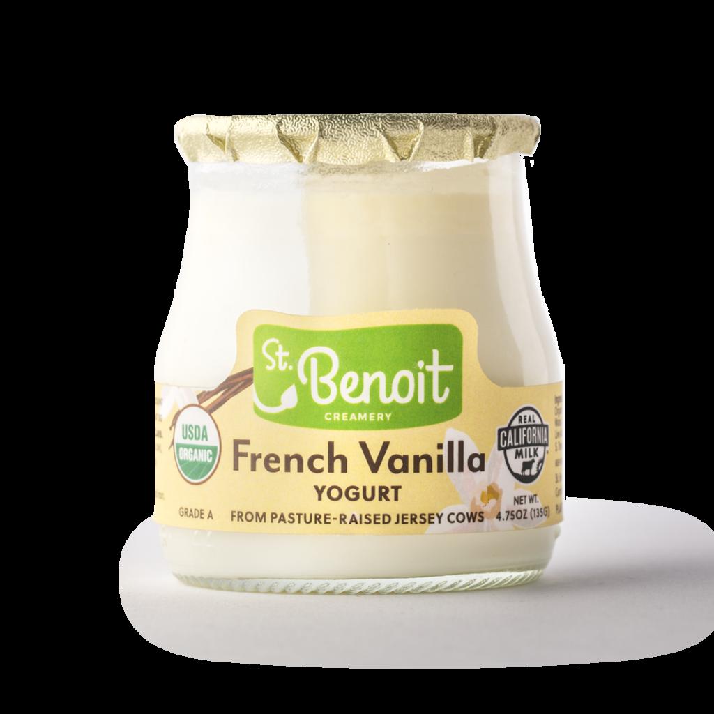St. Benoit Vanilla Yogurt