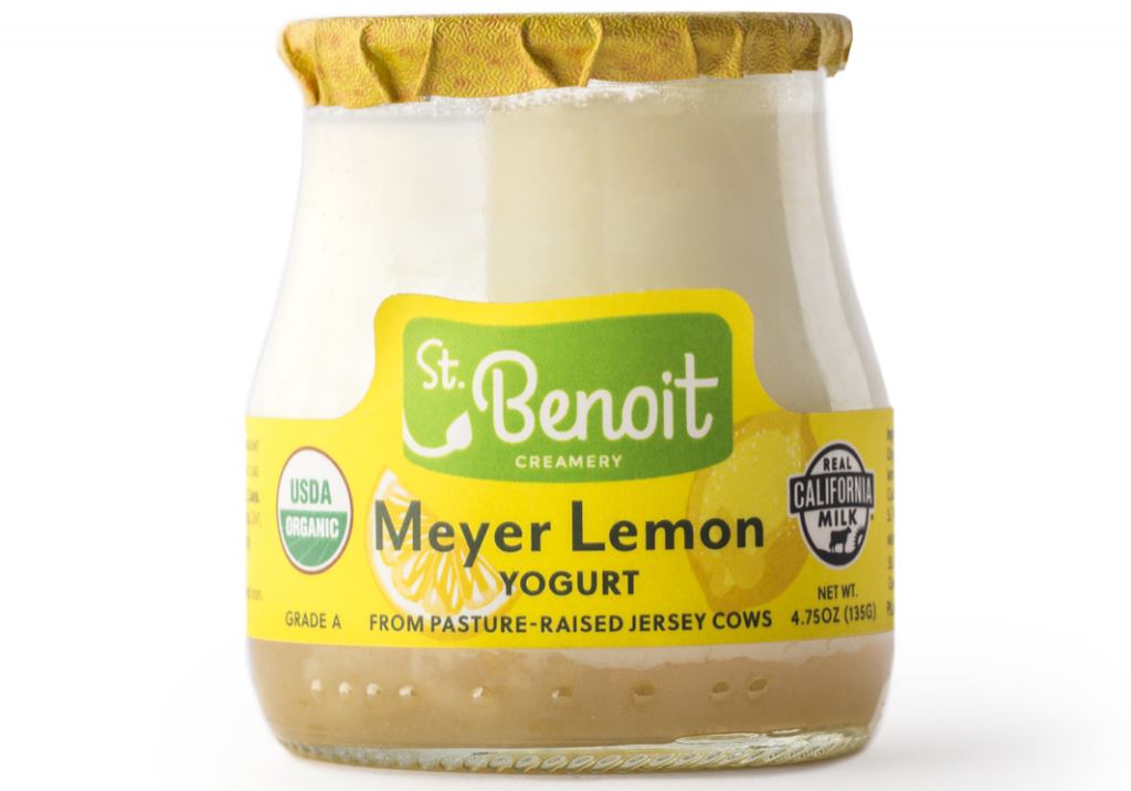 St Benoit Lemon Yogurt